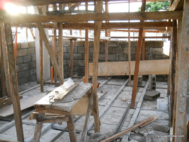 My Nuvali Home Construction Sept23,2011 (4)