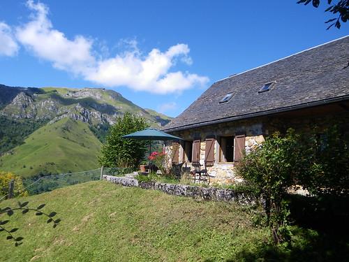 Le gîte Cournau à Aydius, Montagne béarnaise, Gîtes de France 64