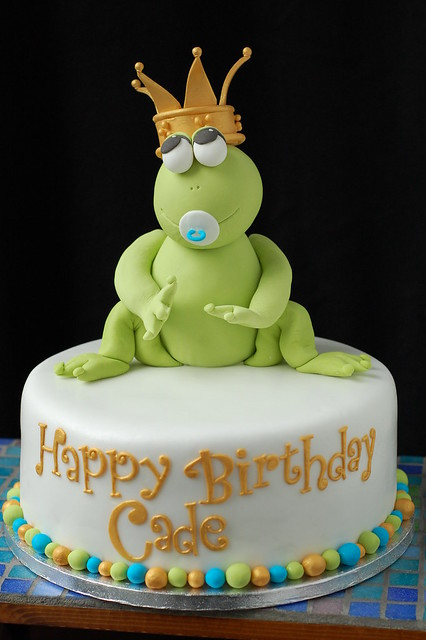 6226631089 f7d55dab97 z Fresh Prince Birthday Cake