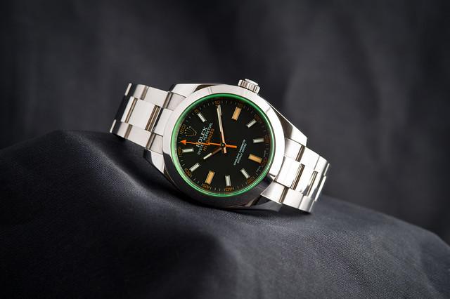 Rolex Watch Travel Case