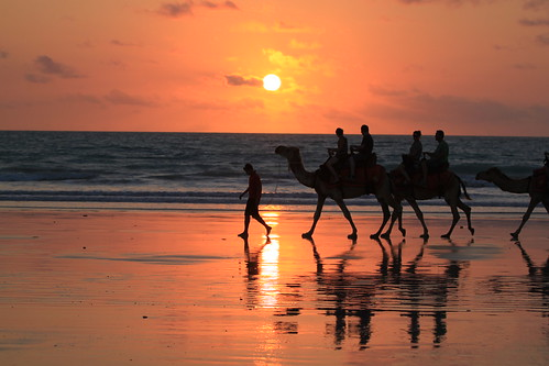 Camel Ride, Cable Beach, Broome, Western Australia