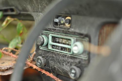 Radio webs