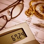 image Verifying Balance Sheet from Flickr