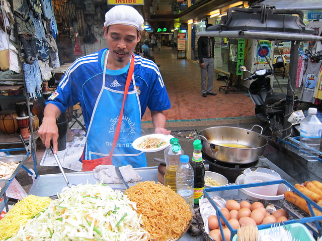 khao san noodles