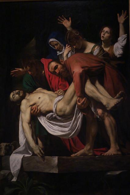 ミケランジェロ・メリージ・ダ・カラヴァッジオ Michelangelo Merisi da Caravaggio