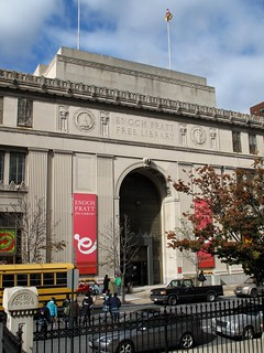 Baltimore MD - Enoch Pratt Free Library