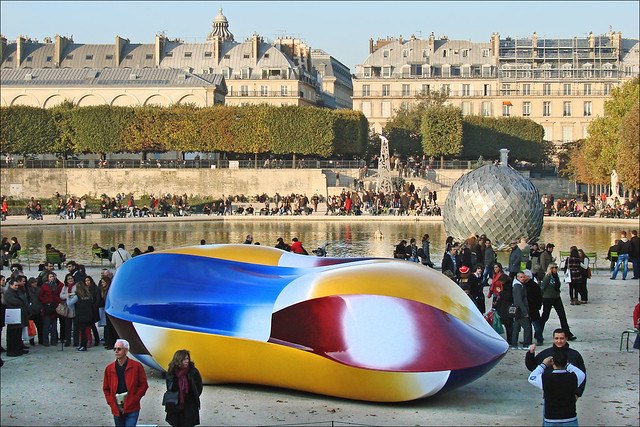 La fiac 2011 au jardin des tuileries paris flickr for Au jardin paris