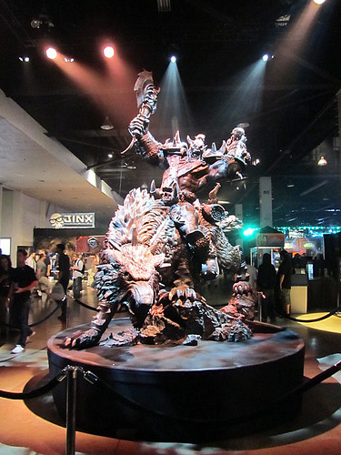 Warcraft Horde Orc