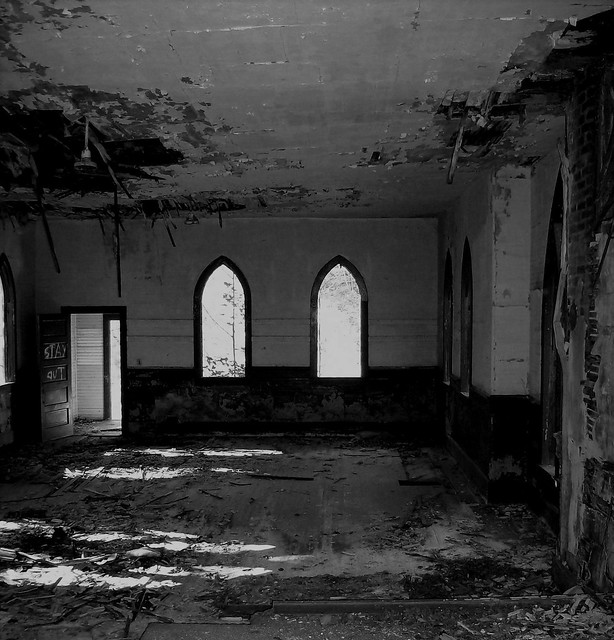 Interior St Johns 1 at Stotesbury WV