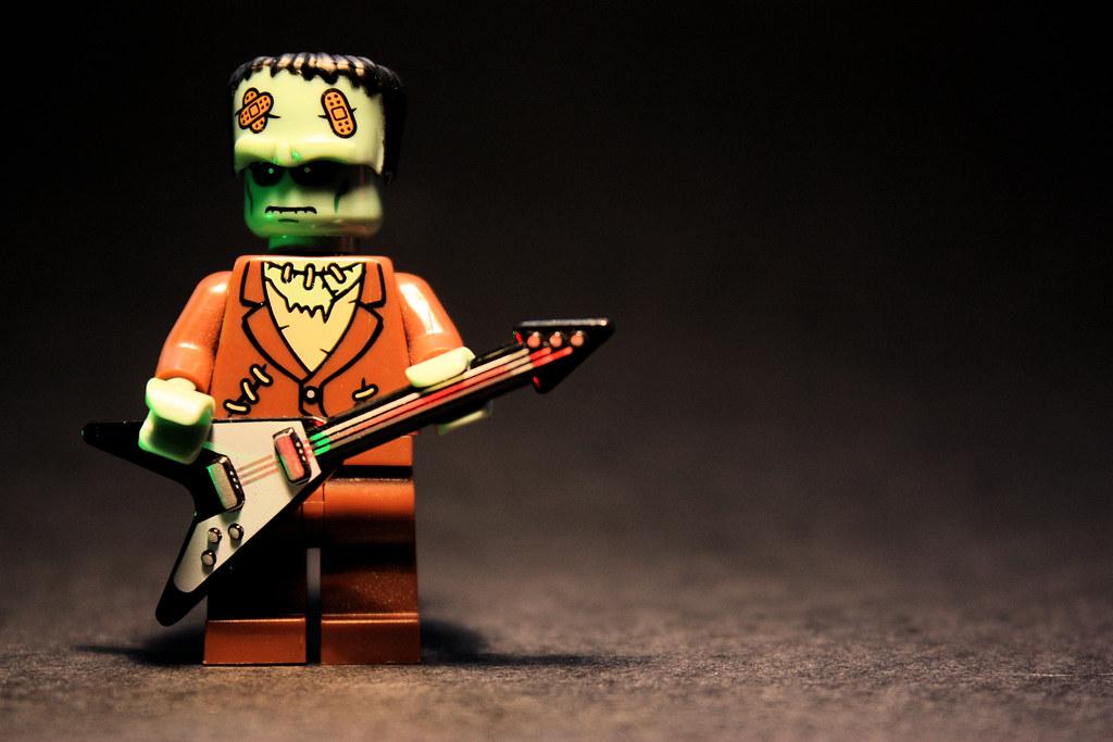 Rythm guitar: Frankangustein