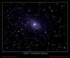 M33 - Friendly Neighborhood Galaxy
