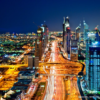 The Veins Of Dubai #8
