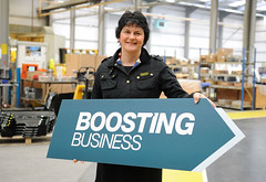 Foster Launches Seminars to Boost Business