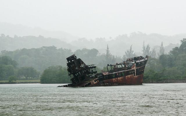 Mahogany Bay Wreck