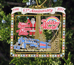 65th anniversary ornament