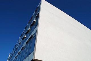 Universiteitsforum (UFO) - arch. De Geyter & Beel