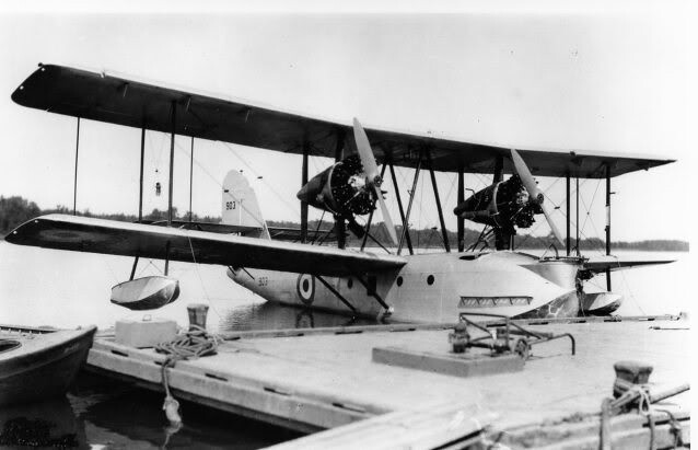 Canadian Vickers Vancouver II
