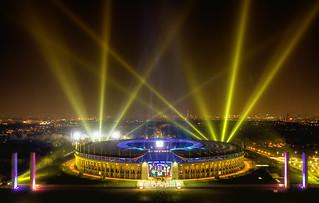 *EXPLORE*Olympic Stadium Berlin 75 Years