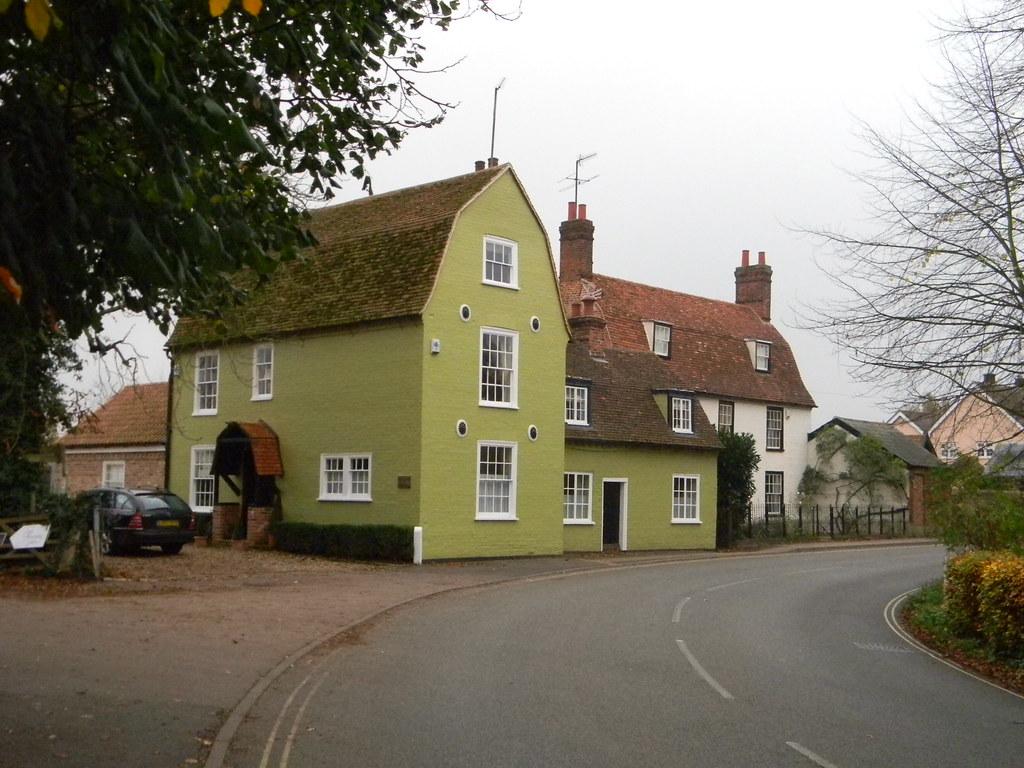 Green building Manningtree Circular