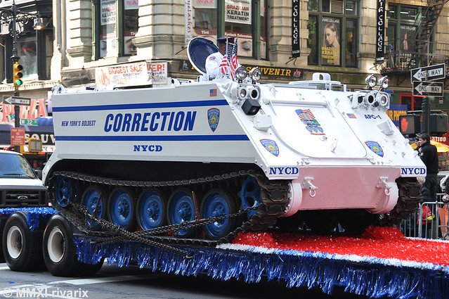 038 Veterans Day Parade - NYC Department of Correction