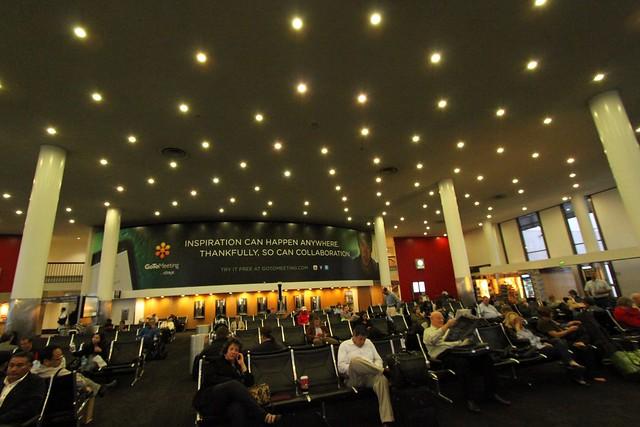 LAX Terminal 3