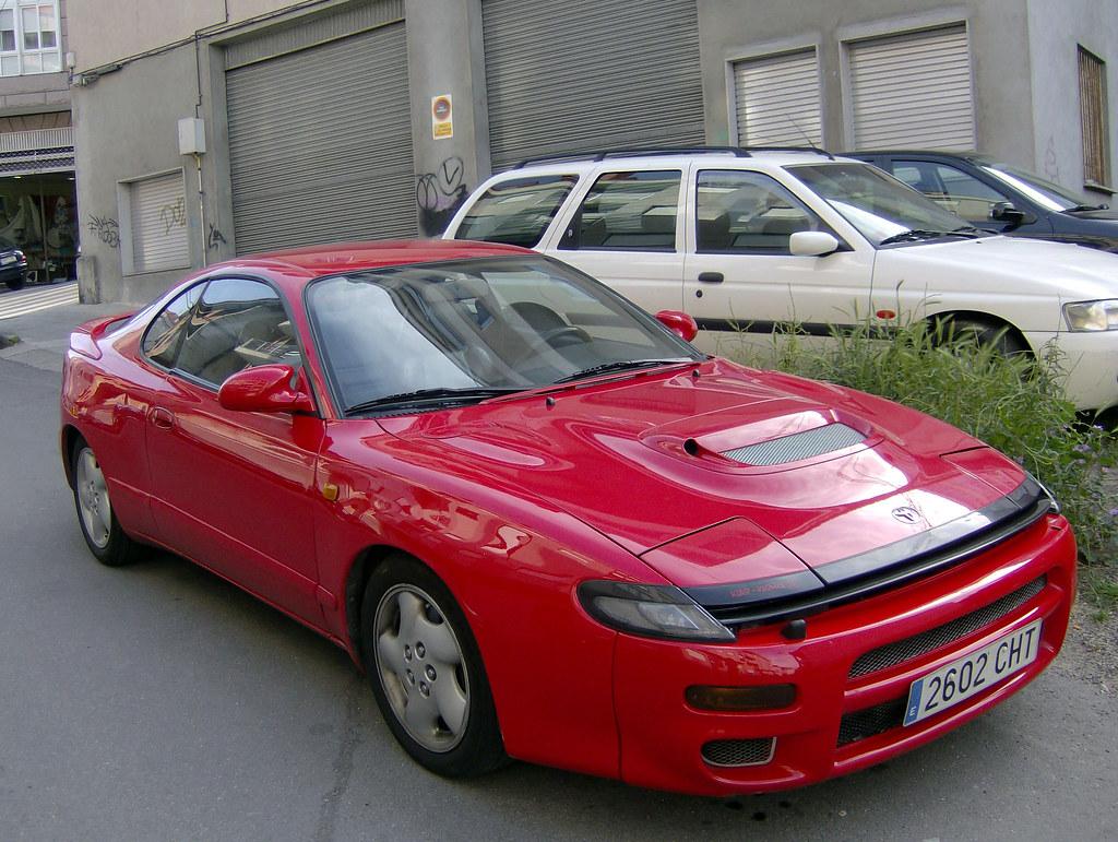 1992 toyota celica turbo 4wd carlos sainz limited edition