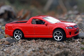 Holden Ute In The Outback | by HaarFager (Pro)