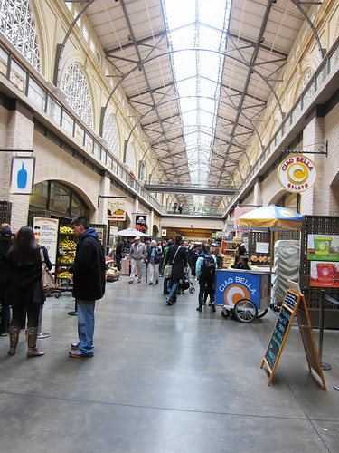 #LA2BAY:  Ferry Building Food Crawl