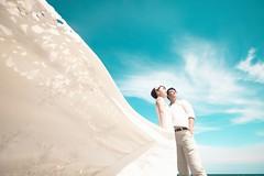 [フリー画像素材] 人物, カップル, 行事・イベント, 結婚式, ウエディングドレス, 台湾人 ID:201111242200