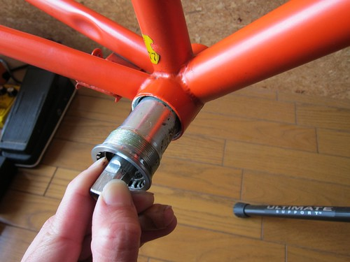 Installing Bottom Bracket