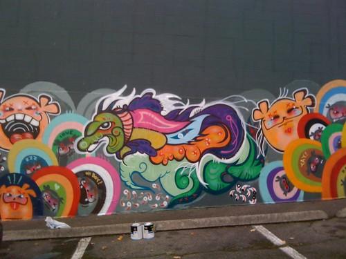 Mural by OneSevenNine