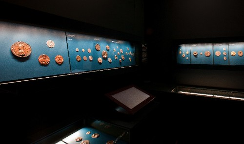 Basel Historical Museum coins and medals