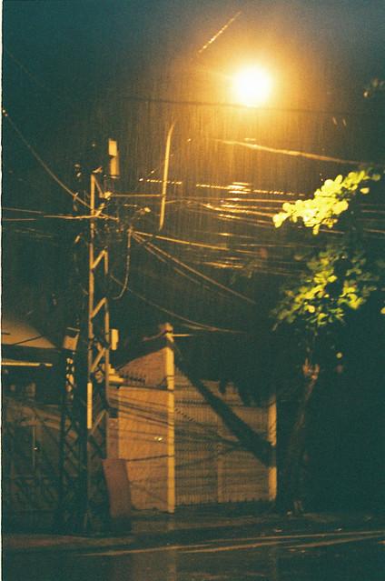Mưa đêm, 11/2011