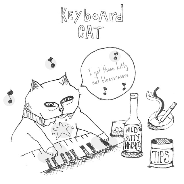 The future of Keyboard Cat