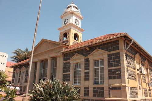 building heritage architecture southafrica townhall nationalmonument ladysmith kwazulunatal kzn canon450d secondboerwar