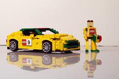 Aston Martin V8 Vantage N24 Racer - 2008