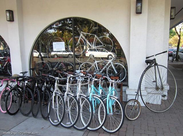 Got Bikes?  Davis, CA