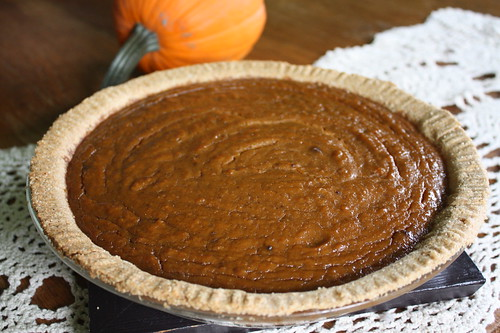 6425344497 127a8569a7 How to Make Pumpkin Pie from a Pumpkin