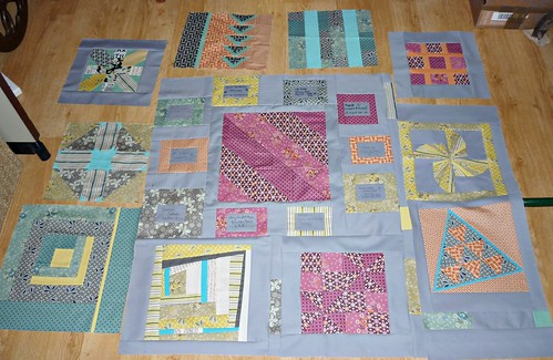 FMB2 quilt in progress