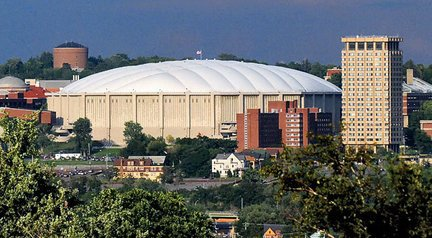 Carrier Dome (via Syracuse.com)