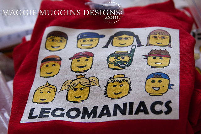Legomaniacs Shirt