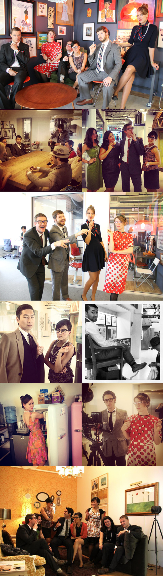 madmen at airbnb hq