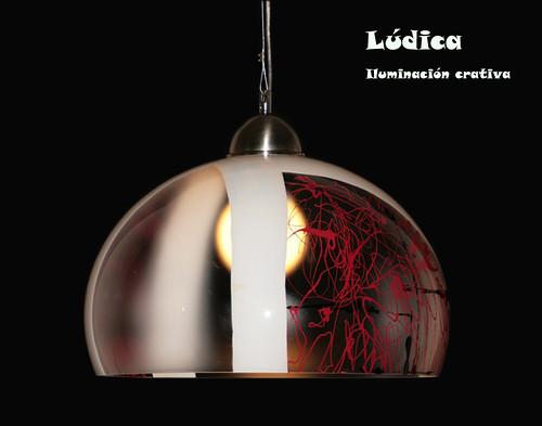 Ludica iluminacion lamparas de acrilico de techo colgantes for Iluminacion moderna de interiores