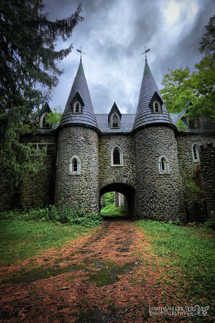 Ravenloft Castle