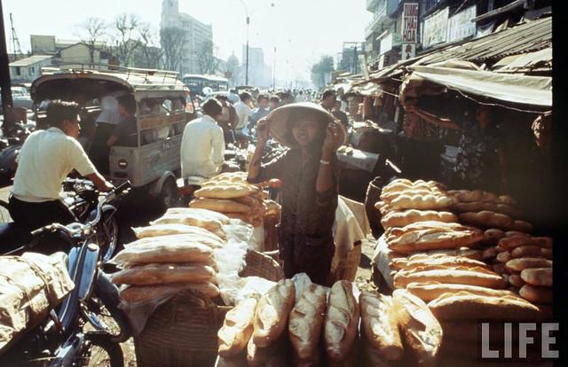 bánh mì Chợ cũ