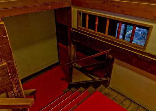 SekizenKan,ShimaOnsen,Gunmaken / 積善館、四万温泉、中之条、秋のおさぼり