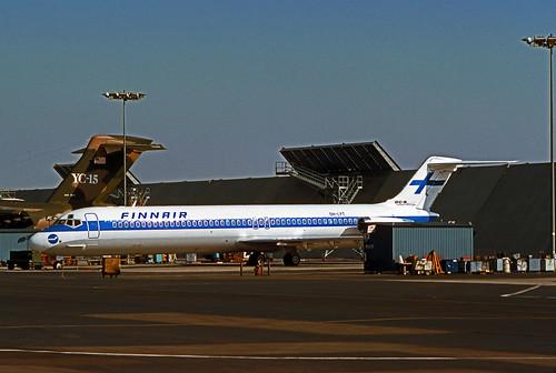 Finnair, McDonnell Douglas DC-9-51
