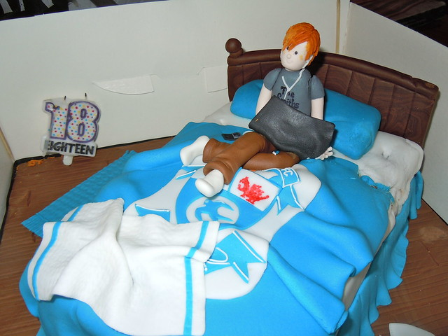 18th Birthday Cakes For Boys http://www.flickr.com/photos/11301096@N05/6217737655/