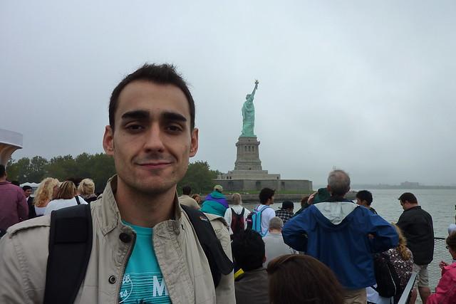 0303 - Ferry a Liberty Island
