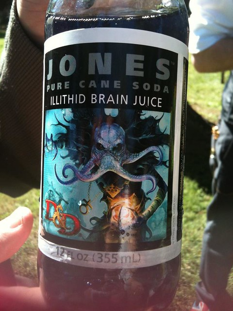 Illithid Brain Juice